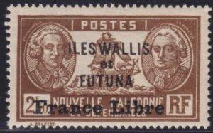 Wallis and Futuna 122 Mint 1941-3