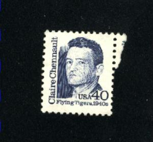 USA #2187  6 used  1986-94 PD .08