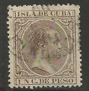 Cuba 132 VFU PELON T180-6