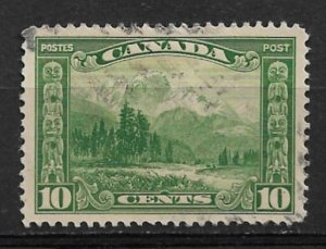 1928 Canada 155 The Ice-crowned Monarch of the Rockies by Bell-Smith used
