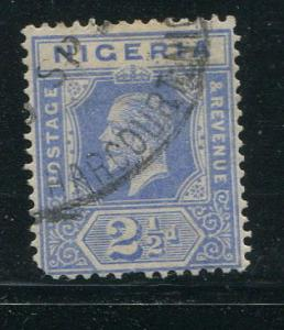 Nigeria #24 used - Make Me An Offer
