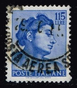 Italy #827 Head of Slave; used (0.25)