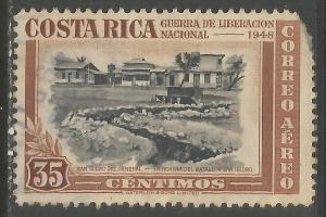 COSTA RICA C192 VFU R13-162-3