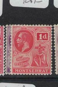 Montserrat SG 65-6 MOG (7dvj)