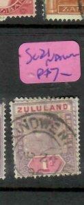 ZULULAND  (P2305B)  QV  1D  SG 21  NONDWENI      VFU