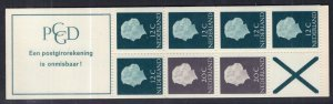 Netherlands 345a Booklet MNH VF