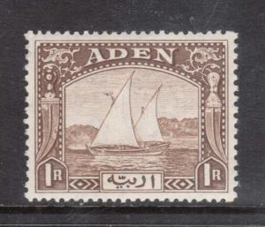 Aden #9 VF Mint