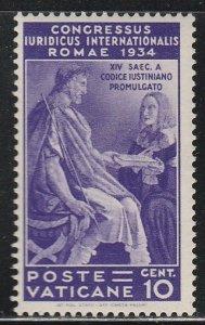 Vatican City #42 MNH Single Stamp cv $4.50