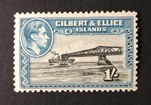 Gilbert and Ellice Islands Sc. #48 mint hinged