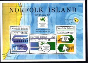Norfolk Island 439a MNH .