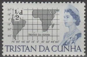 Tristan Da Cunha #71  MNH F-VF  (ST2623)