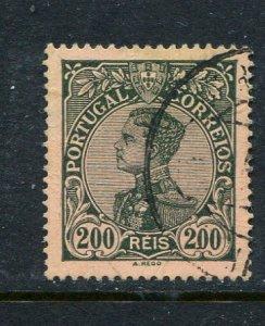 Portugal #166 used