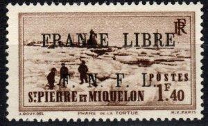 Saint Pierre And Miquelon  #241  MNH CV $21.00  (P689)