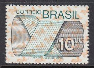 Brazil 1261 10cr mnh