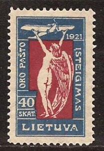 Lithuania  #  C - 9  Mint