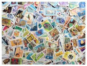 Grenada Stamp Collection - 350 Different Stamps, Most