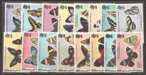 Belize SC 345-60 MNH