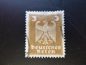 Germany 1924  Sc.#330  CV $0.35