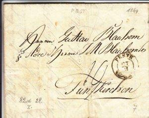 1849, SFL: Hungary (24426)