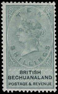 Bechuanaland Scott 11-19 Gibbons 10-18a Mint Set of Stamps