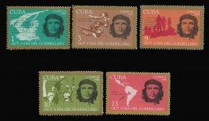 CUBA 1347-1351 MNH
