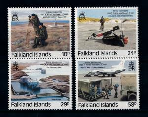 [71903] Falkland Islands 1987 Royal Engineers Military Postal Service  MNH