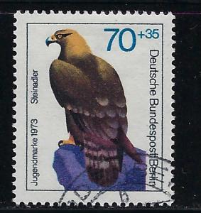 Germany Berlin Scott # 9NB100, used