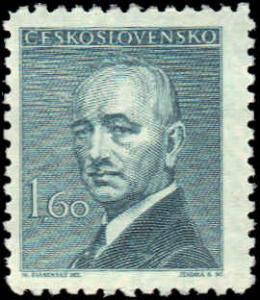 Czechoslovakia #319 MH Good 2-11