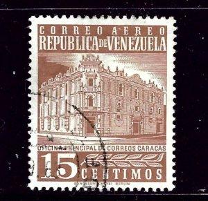 Venezuela C660 Used 1958 Post Office