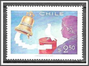 Chile #514 Christmas MNH