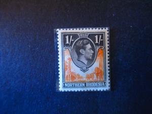 Northern Rhodesia #10 Mint Hinged- (BZ9) WDWPhilatelic!