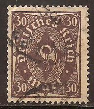 Germany  #  192  used