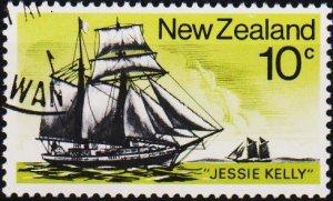 New Zealand. 1975 10c S.G.1072 Fine Used