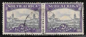 South Africa 26 used 2017 SCV $30.00 horizontal pair