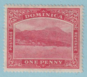 DOMINICA 57  MINT HINGED OG * NO FAULTS EXTRA FINE!
