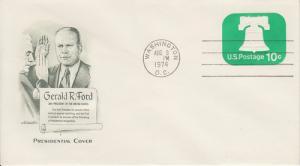 1974 Gerald Ford Inauguration Washington DC Artmaster