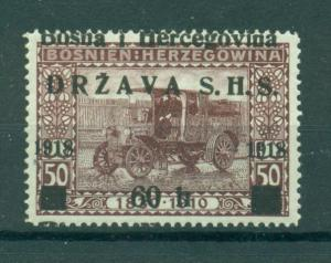 Yugoslavia  sc# 1L10 mnh cat value $.50