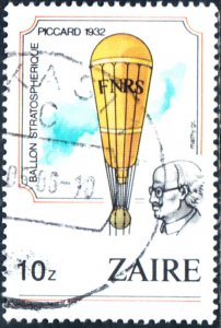 Zaire #1164 Used