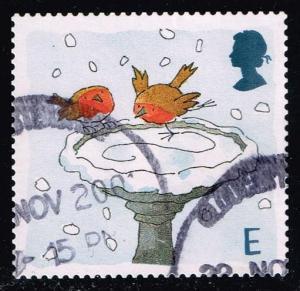 Great Britain #2004 Birdbath; used (1.00)