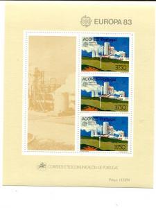 Portugal Azores Europa  1983 Mint  VF NH   - Lakeshore Philatelics