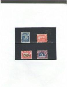 ADEN-SEIYUN Sc. 6-7,8-10 /**PICTORIALS* / 4 Singles-All Mint Hinged