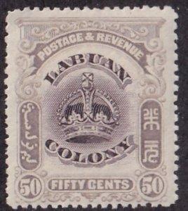 Labuan #108 Mint