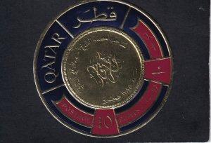 Qatar,   #   99L    unused