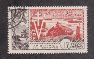 Comoro Islands #C4 Used