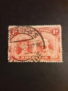 *Rhodesia #102                 Used