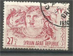 SYRIA, 1964, used 271/2p, Palmyra, Scott C315
