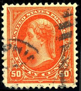 U.S. #275 Used F-VF
