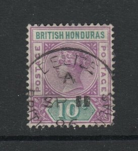 British Honduras, Sc 43 (SG 57), used