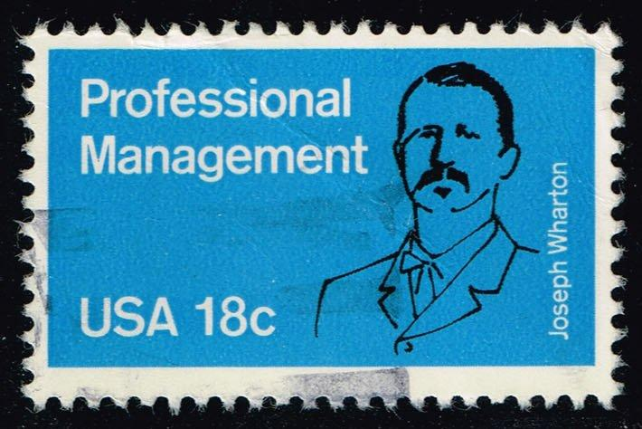 US #1920 Professional Management Education; Used (0.25)