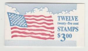 U.S. Scott #2285Ac BK161 Flag Stamp - Mint NH Booklet - Unopened